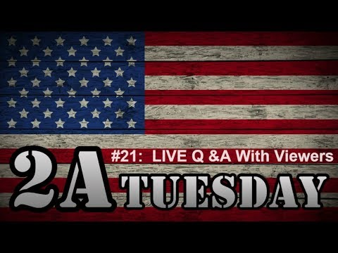 2A Tuesday #021:  LIVE Q&A with Sandhills Sweetheart and Me