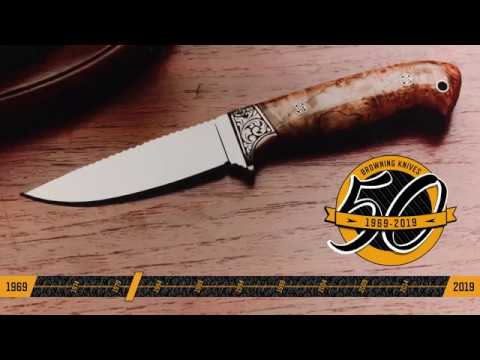 Celebrating 50 Years Of Browning Knives