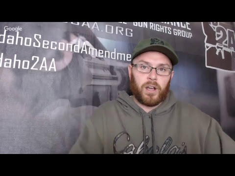 Gun Confiscation Orders Everywhere! S.D. Passes Constitutional Carry!