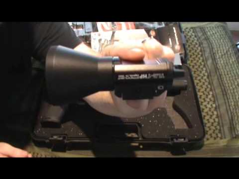 Re-edited/re-release of HK 416-22 Range Review & Streamlight TLR-1 HP
