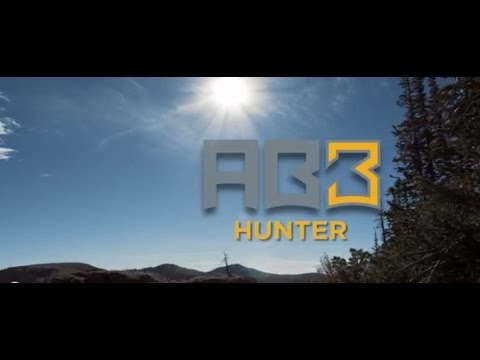 AB3 - Go hunting with the new AB3 Hunter (Walnut Stock)