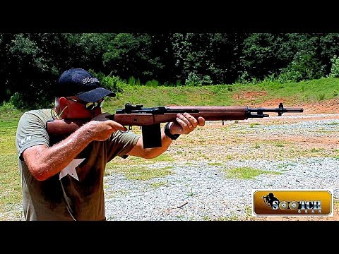 M-14 Paratrooper Rifle James River Armory