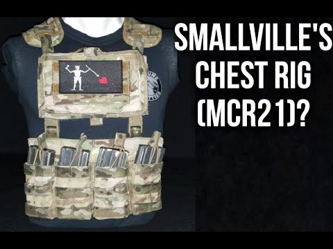 Smallville's Chest Rig Setup (MCR21)?