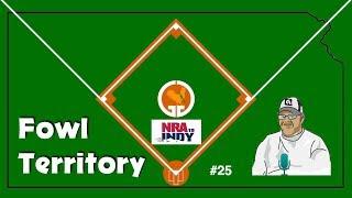 Fowl Territory #25 - NRAAM Edition