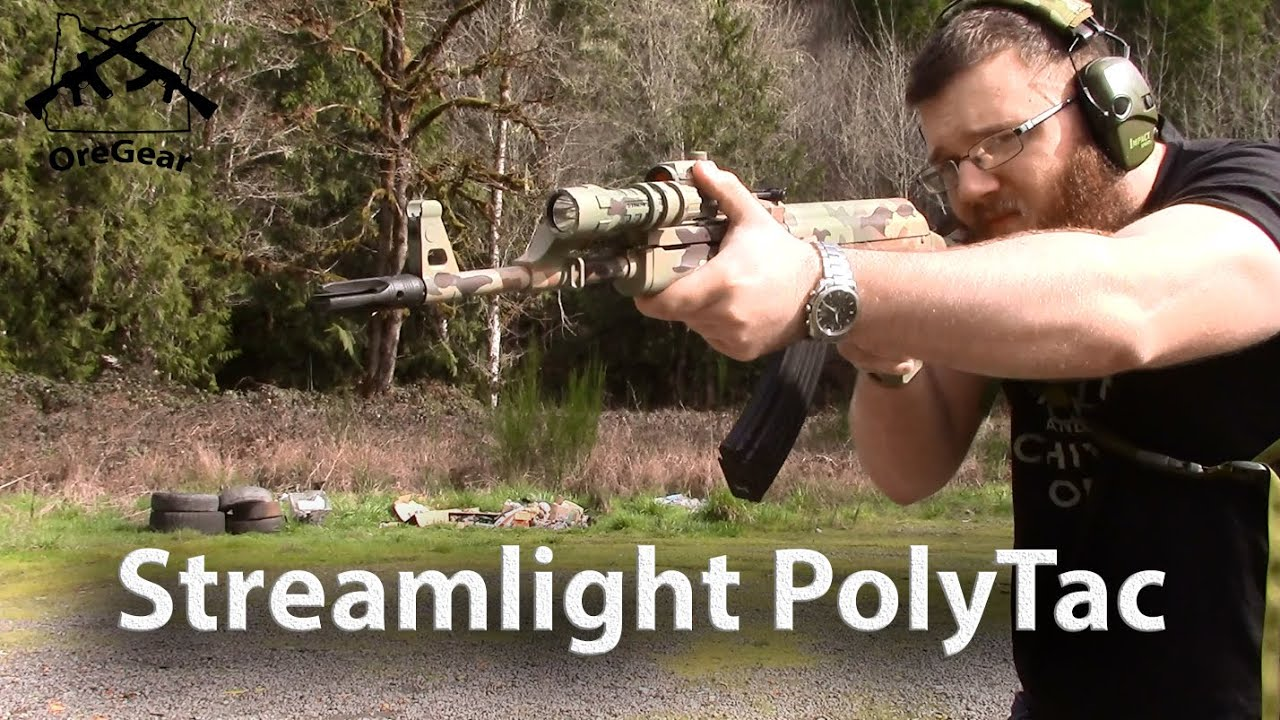 Streamlight PolyTac Review