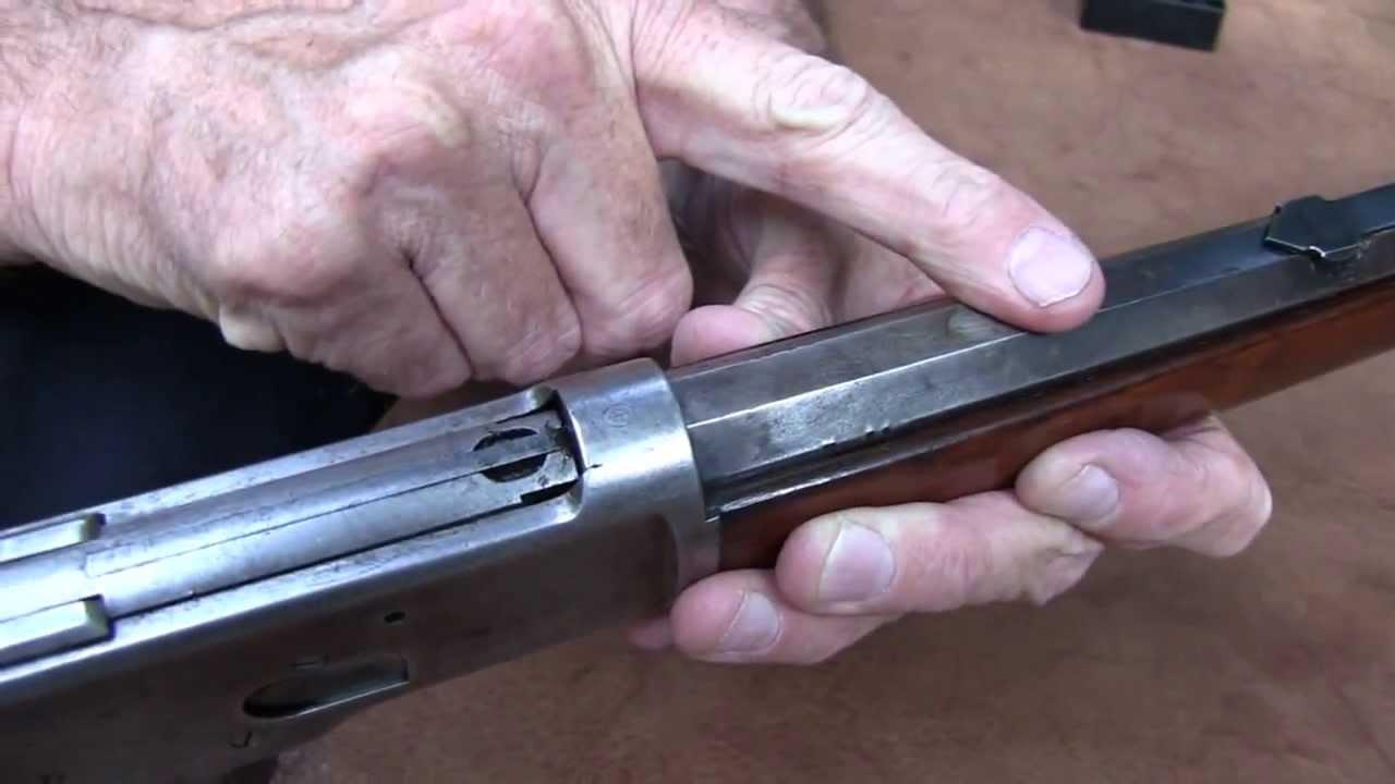 WInchester Model 92  .357 Magnum