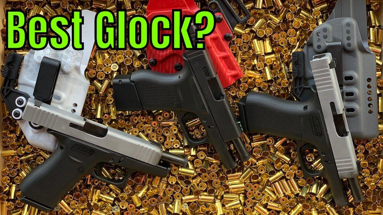 Glock 43, 43X and Glock 48: Which Gun Wins?