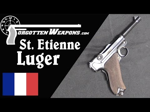 ManuFrance Commercial Luger