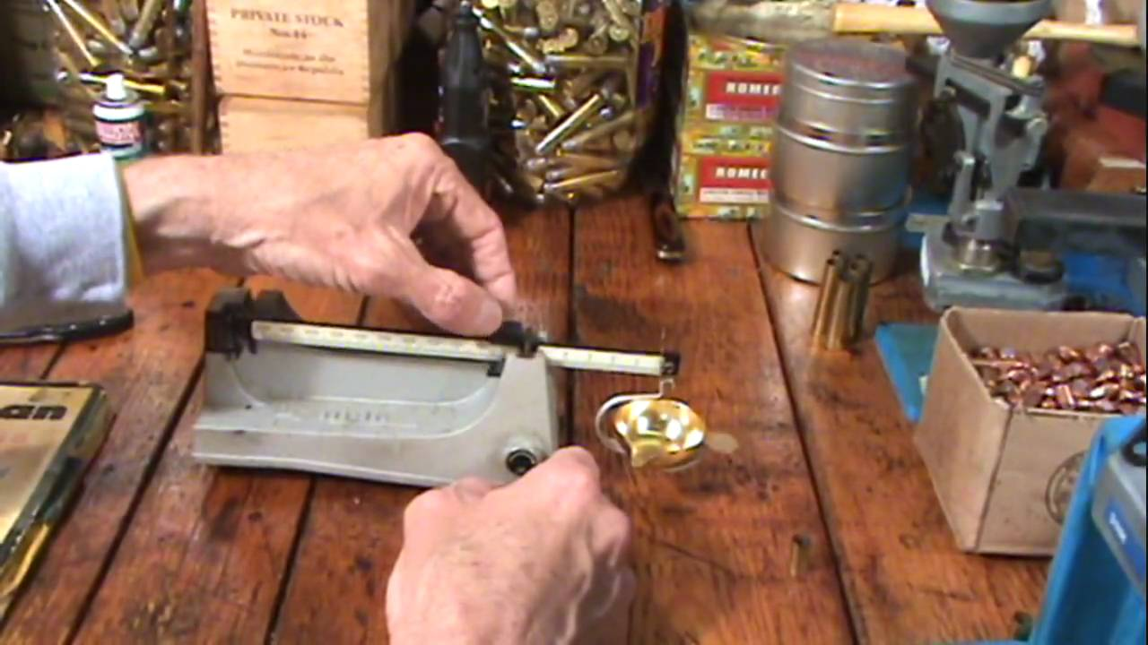 Reloading Tips (powder charge)