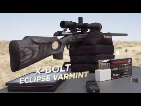 Browning X-Bolt Eclipse Varmint Rife