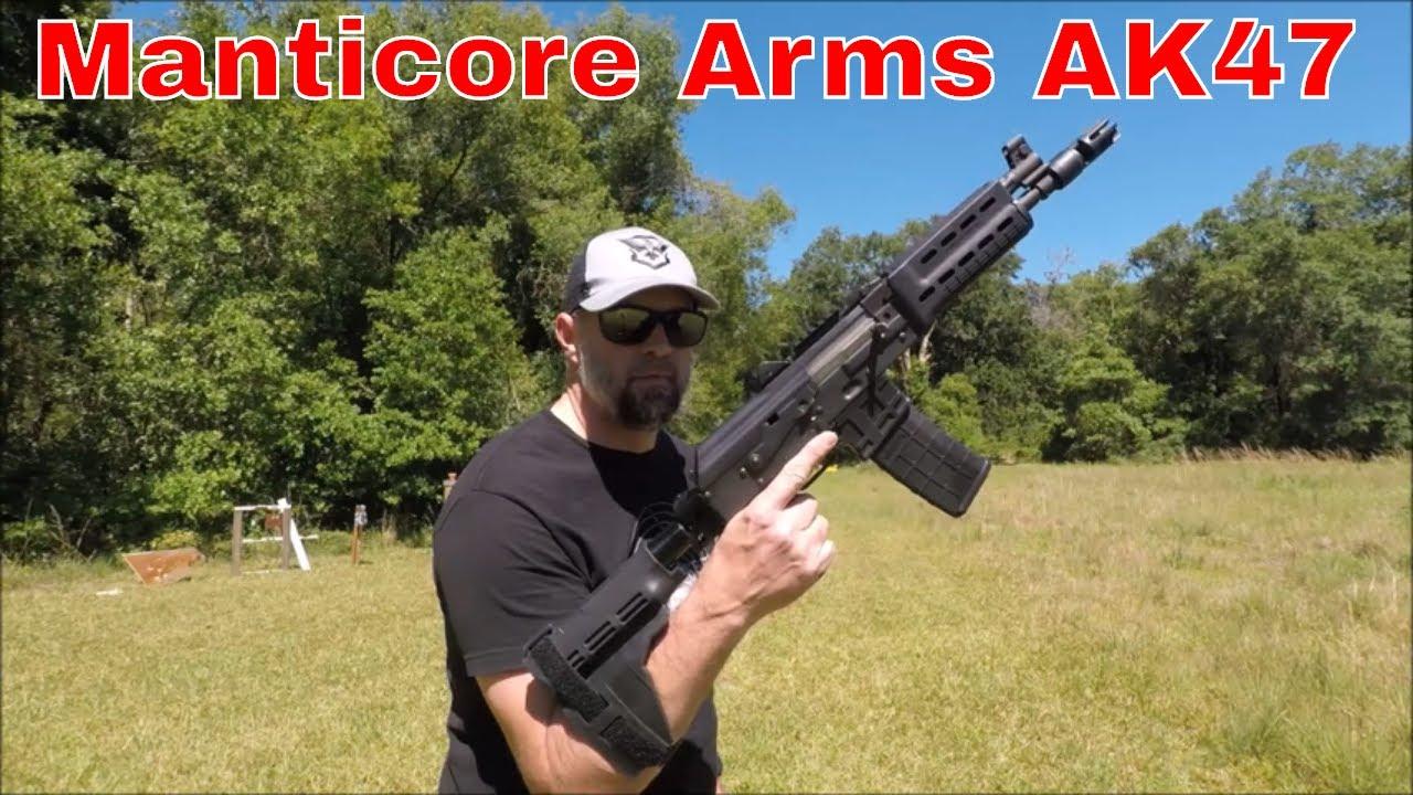 Manticore  Arms AK-47