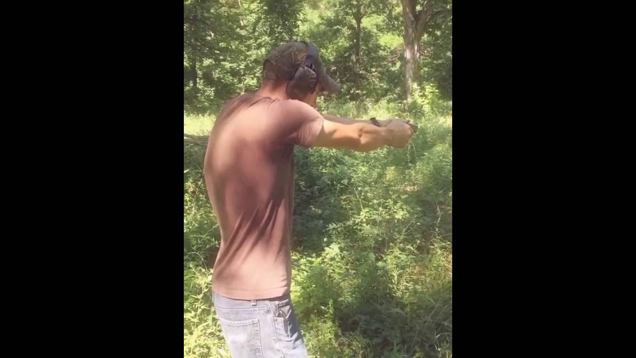 Bond Arms .45/.410. Test Video.