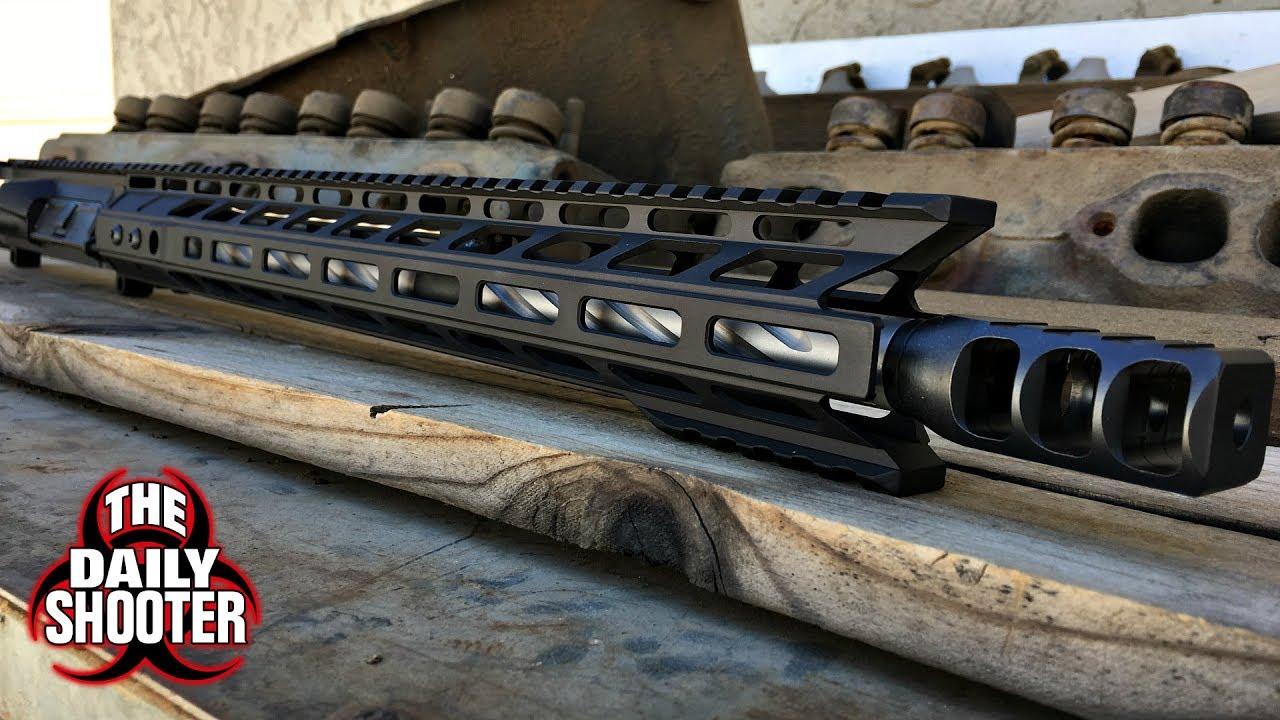 Alpha Shooting Sports Complete Barreled Upper 5.56