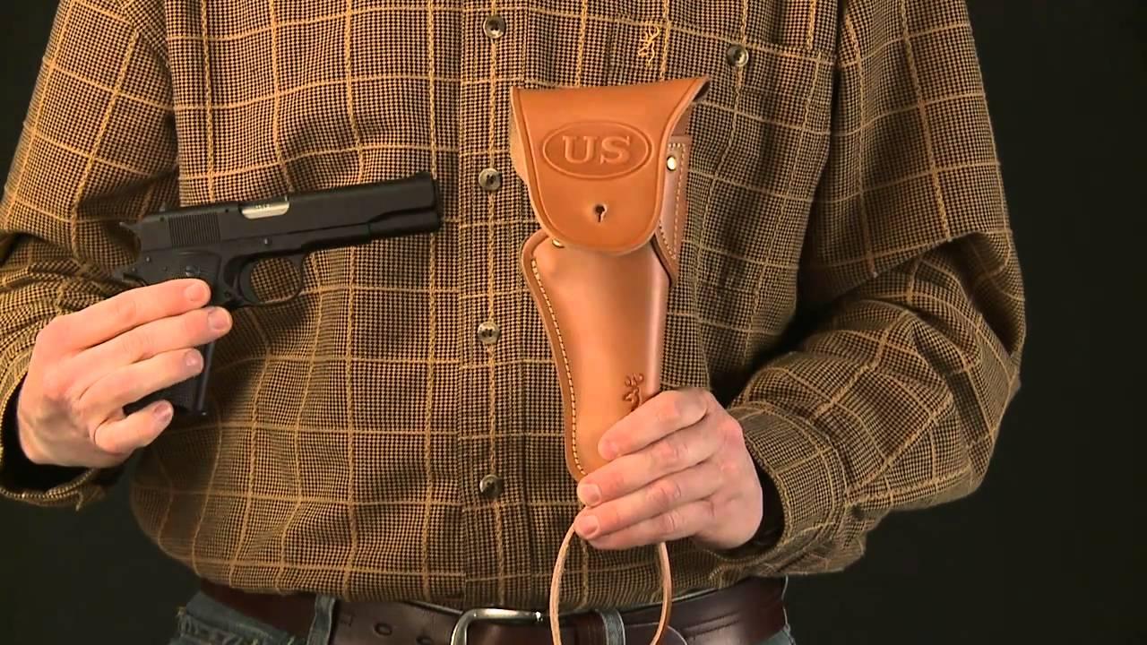 Shot Show 2011 Model 1911-22 Holster