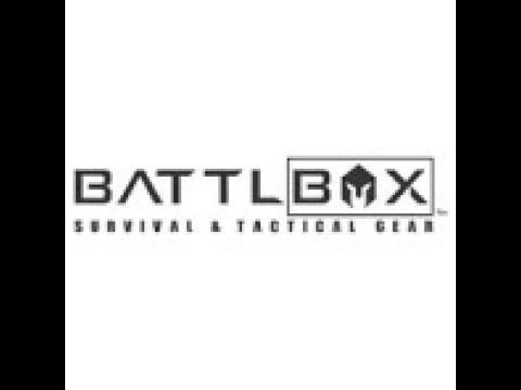 Battlbox Mission 35 January 2018