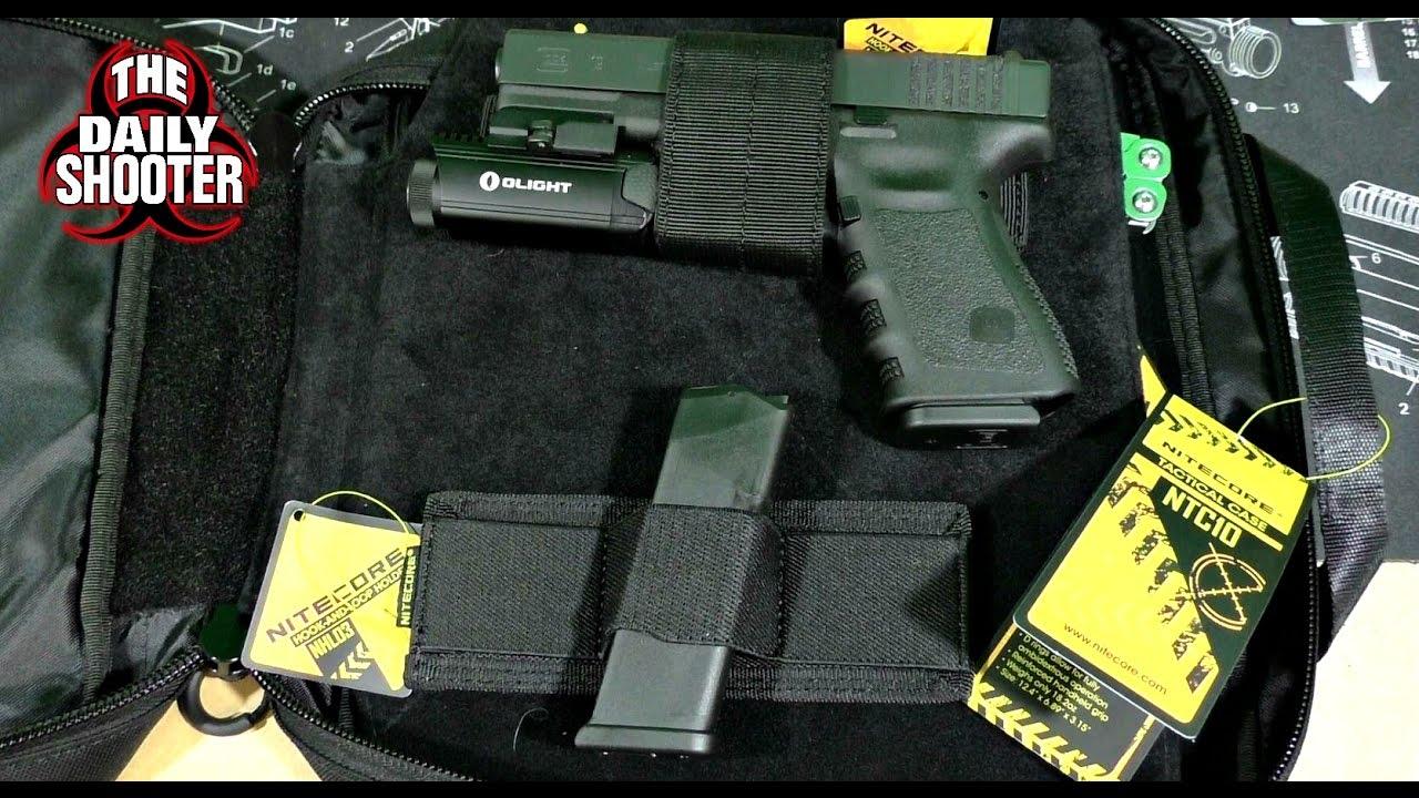 NiteCore NTC10 Tactical EDC Bag