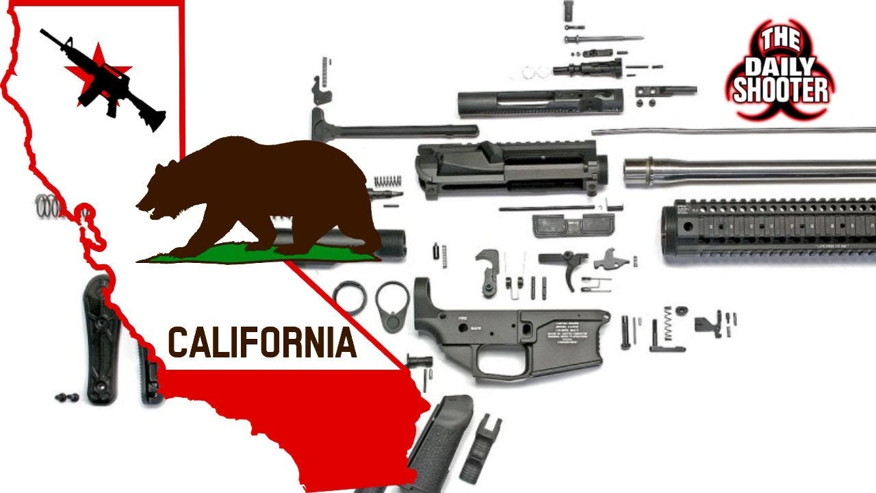 Firearm Parts Registration in CA? AB-879