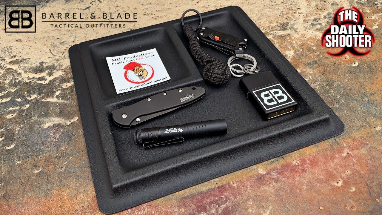 Barrel & Blade Tactical Outfitters Unboxing Feb 2019