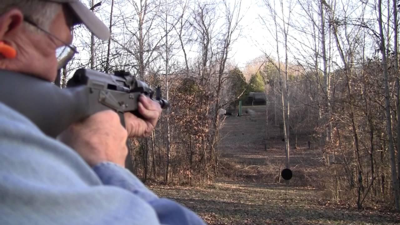 AK-74  Range 2