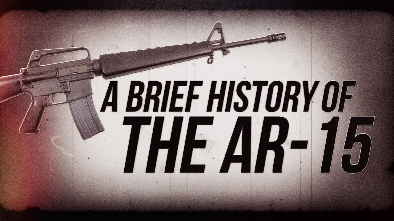 America's Rifle: A Brief History Of The AR-15