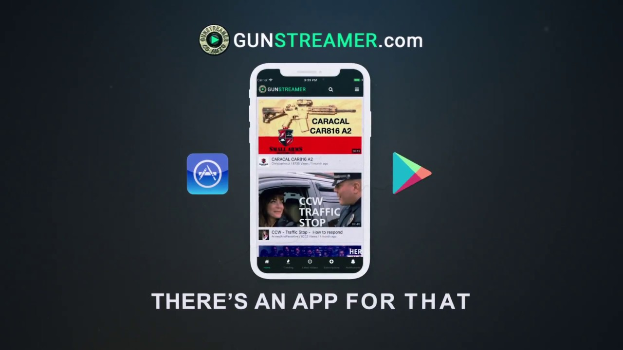 There's an app for that! GunStreamer