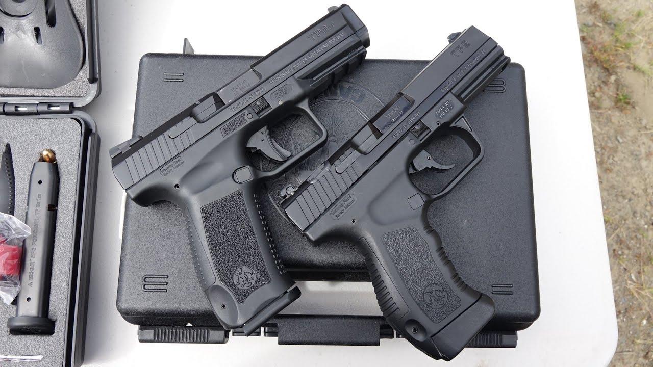 NEW Canik TP9SF 9mm Pistol (HD)