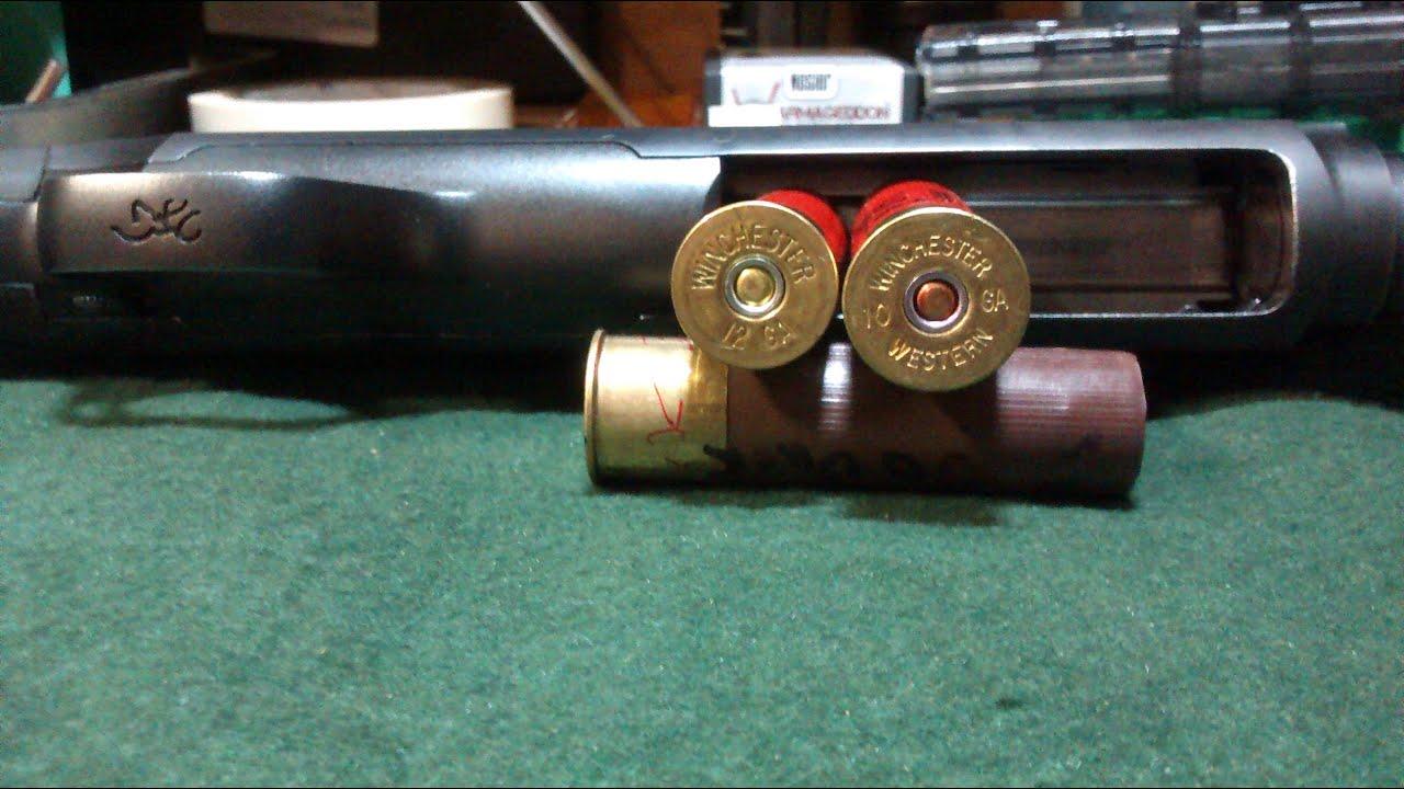 8 ga shotgun shell