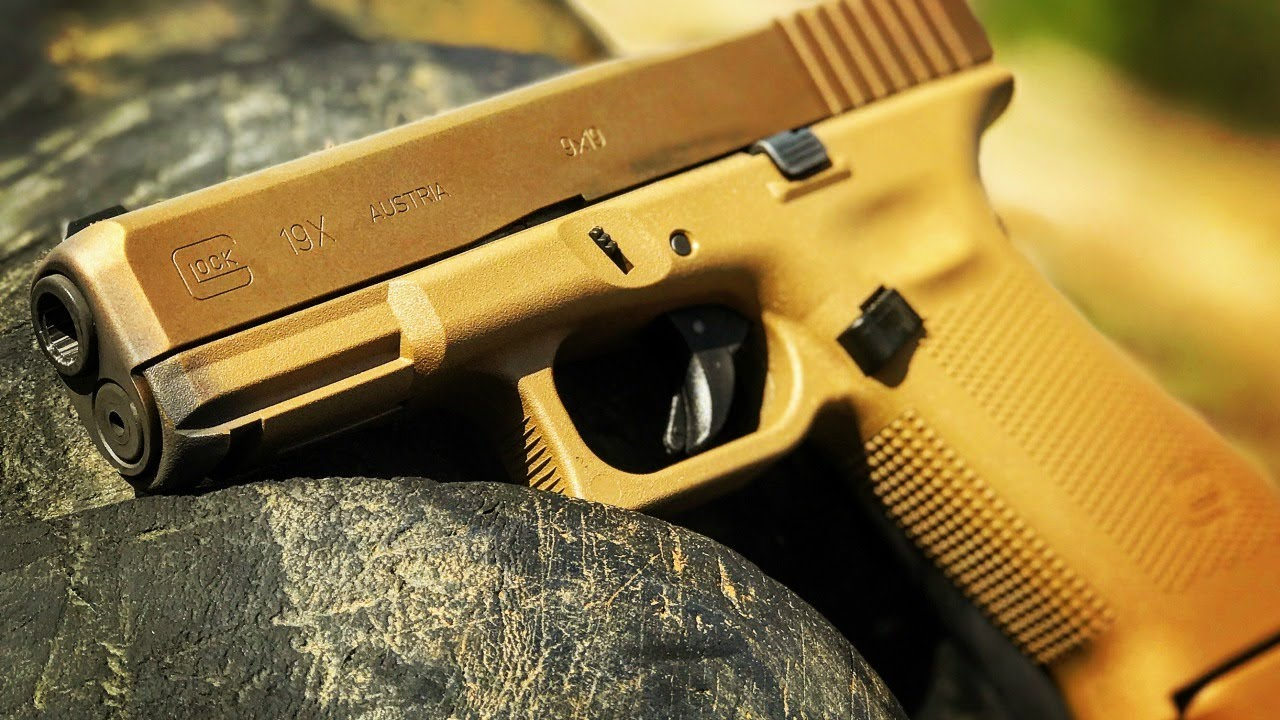 Glock 19X 1000 Round Review, The Glock Nobody Wanted...
