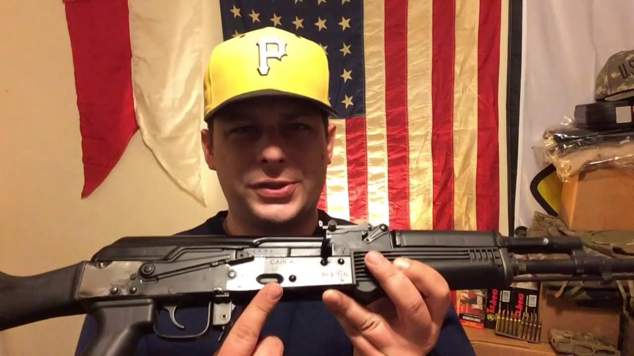 AK tips: AK-100 series rifle clone...base rifle musts.