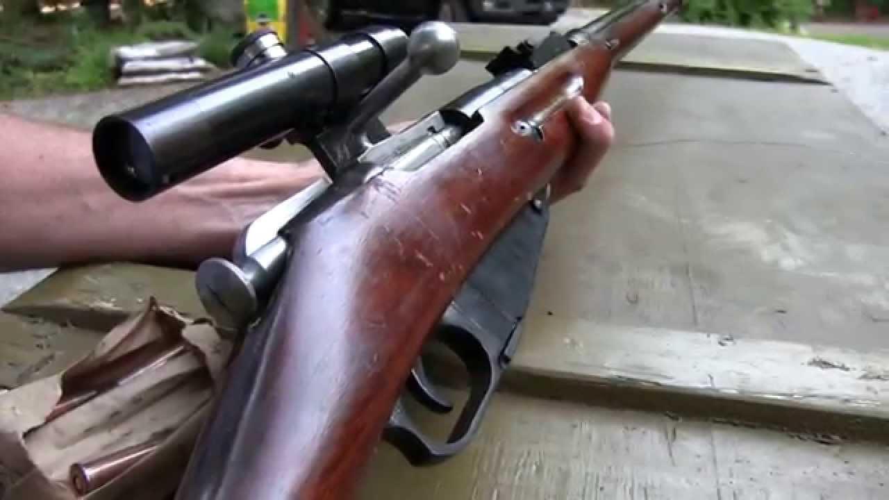 Mosin Nagant PU Sniper