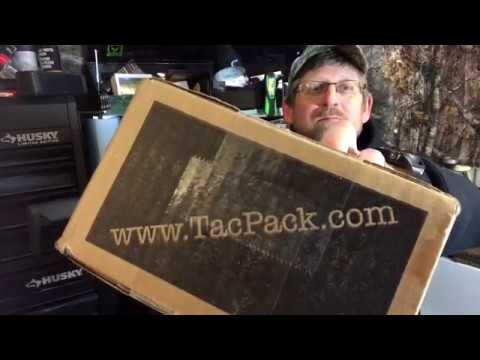 What's in the January 2019 Tac Pack (Unboxing)