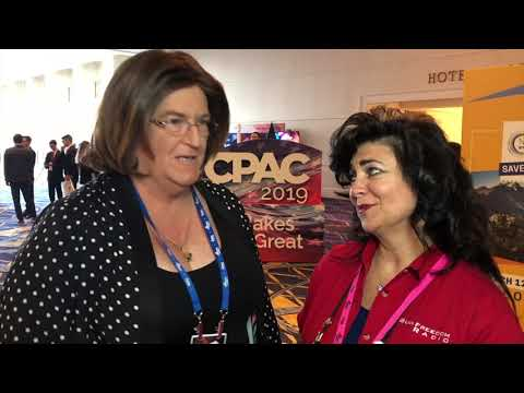 CPAC 2019 GFR Interview with Gina Roberts
