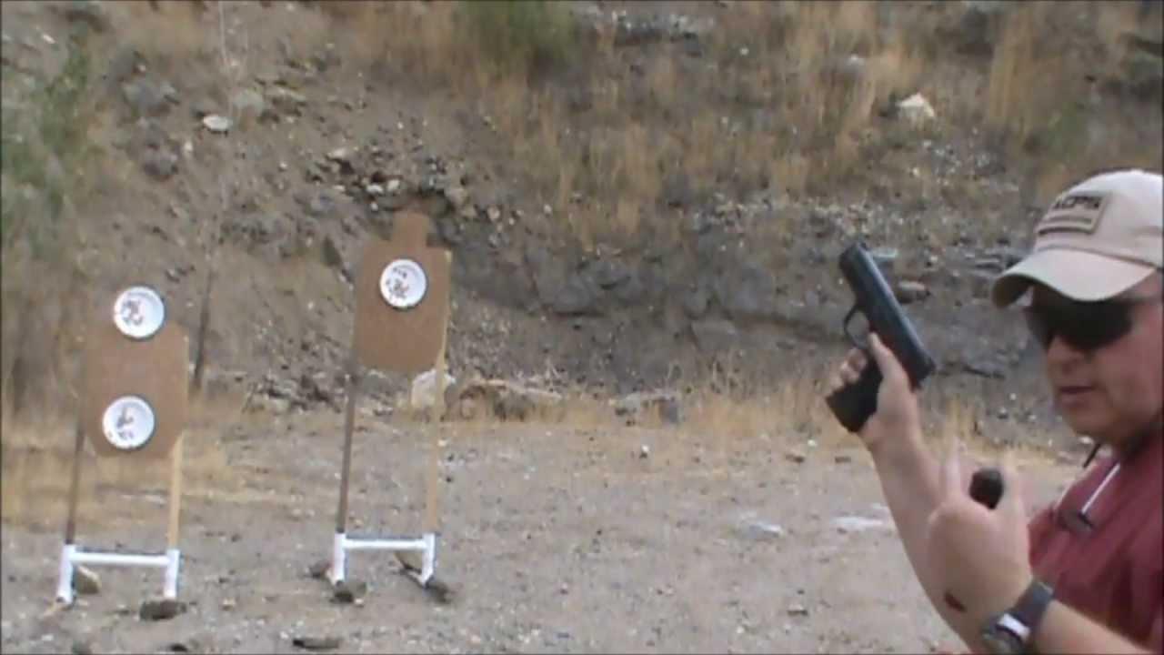 Flashlights and Handguns Part 1