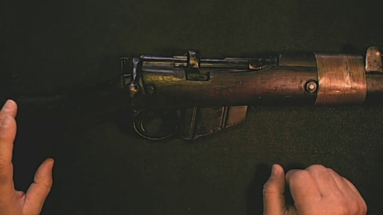 Lithgow 1919 SMLE Mk III* Grenadier