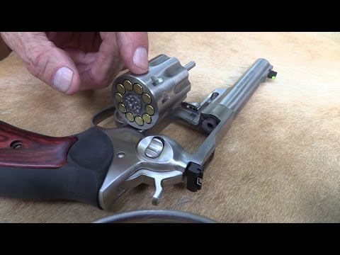 Ruger GP100   .22 Long Rifle