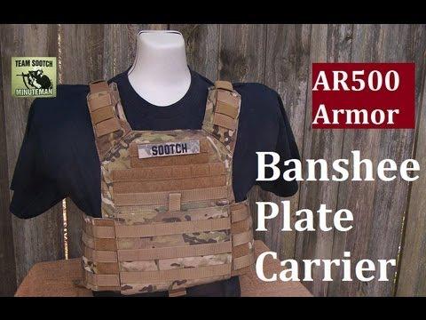 Banshee Armor Plate Carrier