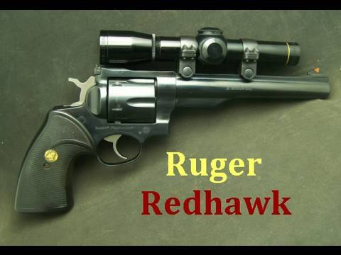 Ruger Redhawk   The