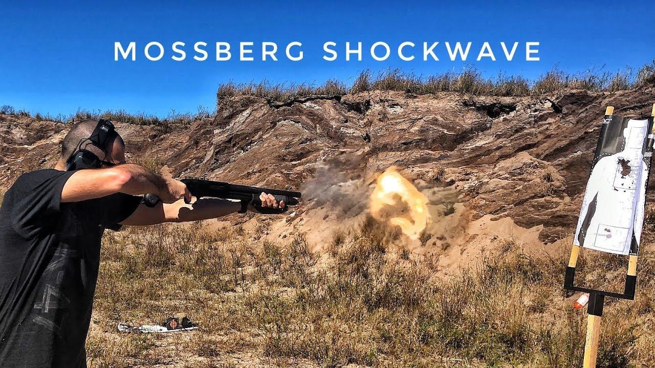 Mossberg Shockwave (Critical Defense 00 Buck, Slugs, Birdshot)