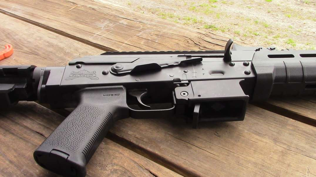Palmetto State Armory Improved AK-V
