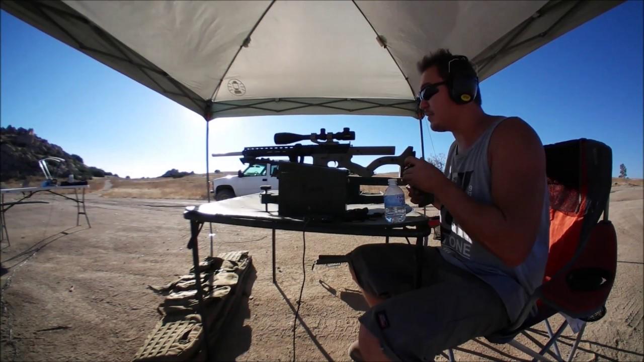 Testing Everglades version 4 55gr Bullet. A Budget reloading bullet for 223
