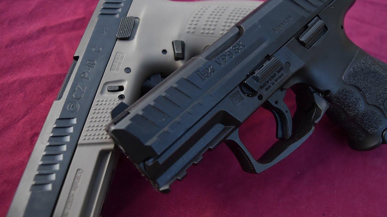 Best Pistols that aren't Glocks! Glock Fan Boys Beware