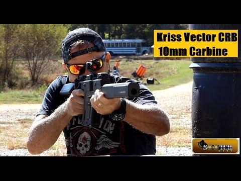 10mm Kriss Vector Gen 2 Carbine Review