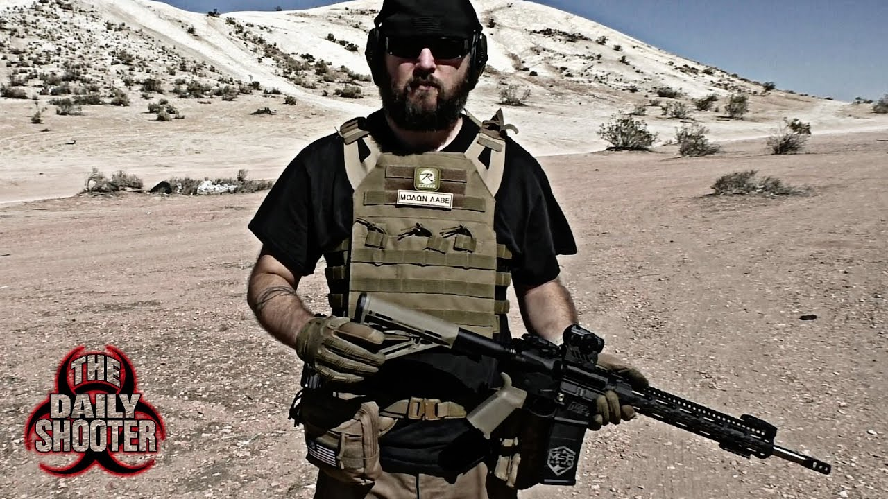 Rothco Lightweight Plate Carrier Review & Testing