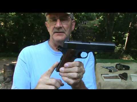 1911  Colt  WW1  replica
