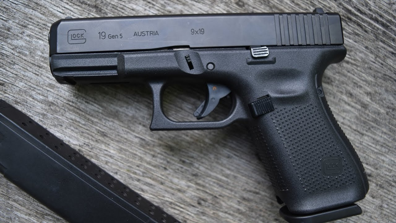 Glock 19 Gen 5...Really? Is This It?