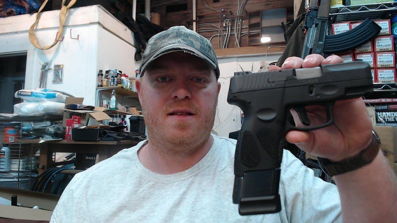 Taurus G2C 9mm Shooting Update & Mec-Gar Sig P226 20 Round Mag Issue