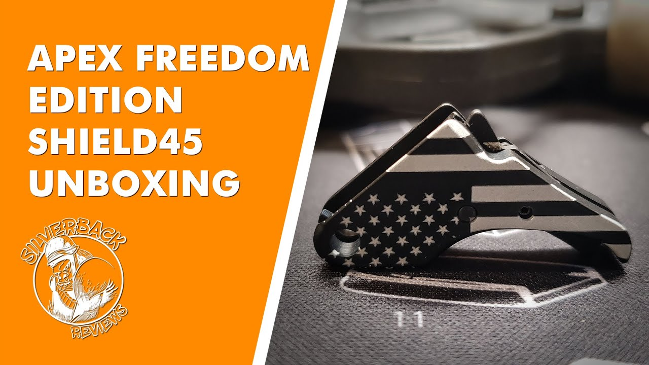 Apex Freedom Edition Shield 45 Action