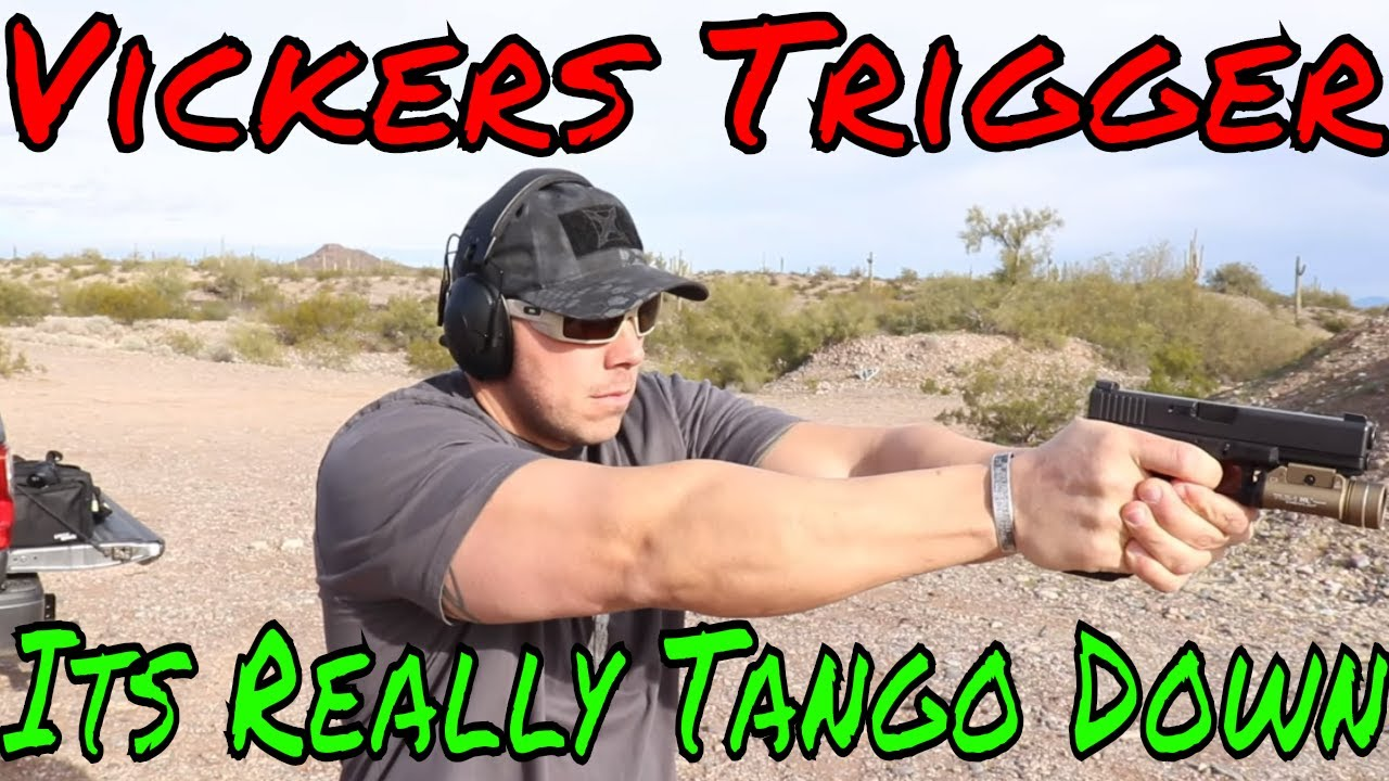 Vickers Tactical Glock Trigger Worth The Money?