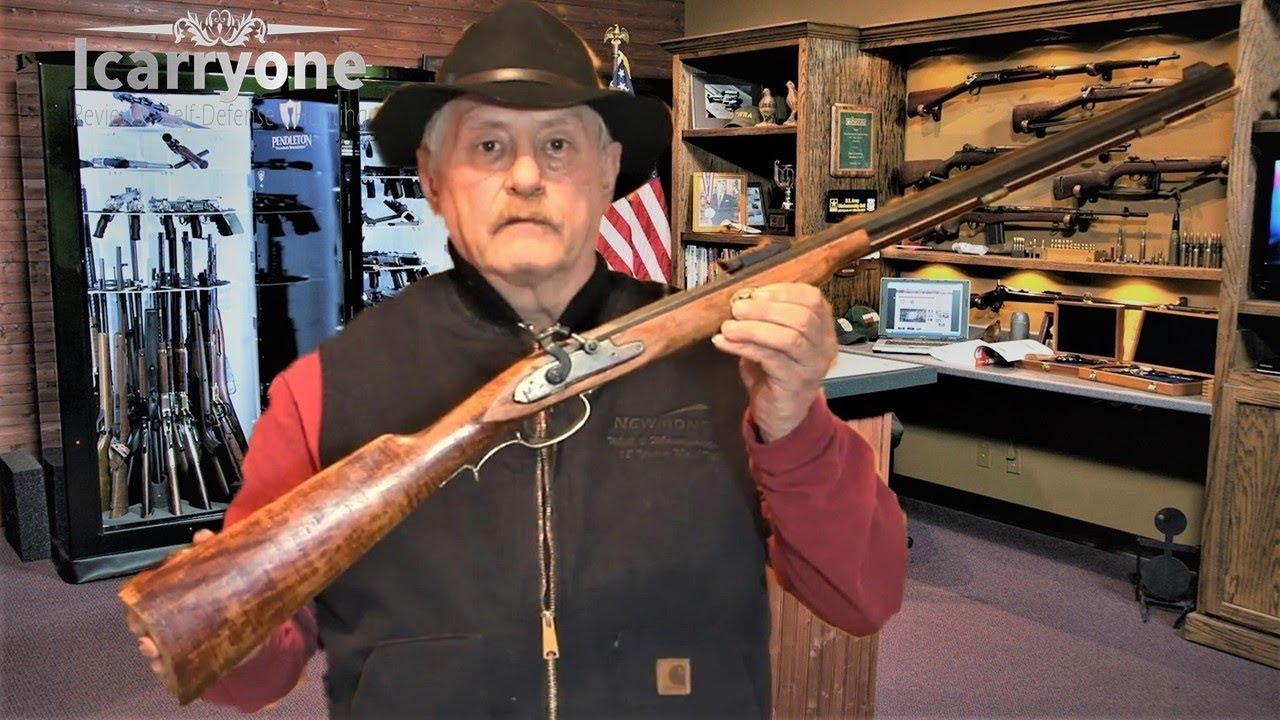 CVA .32 Caliber Squirrel Rifle
