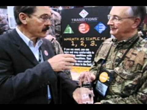 Sporting Classics Clothing Award at the 2010 SHOT Show
